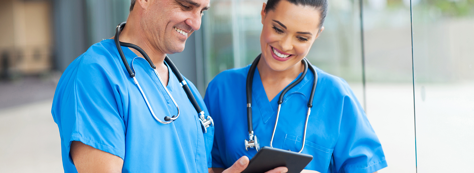 NPs talking about telemedicine practice